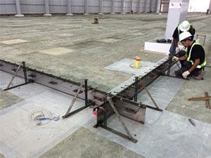 Armoured Joint Installation