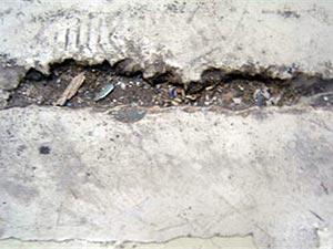 Floor Defect