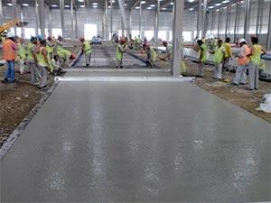 Jointless Floor
